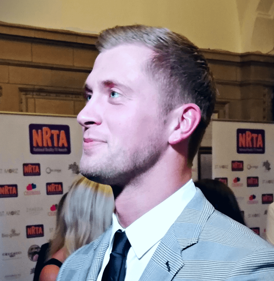 Dan Osborne of TOWIE fame won third place on Celebrity Big Brother 2018.