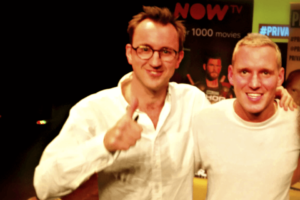 Jamie Laing and Francis Boulle from Made in Chelsea chat to An Idol Mind after their Private Parts show.