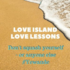 Love Island news: Yewande, Danny and Arabella are in a love triangle - so what love lessons can we learn from it?